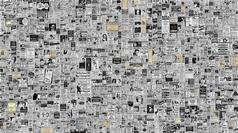 Vintage Newspaper Wallpaper Wallmaya Vintage Newspaper Wallpaper Wallmaya