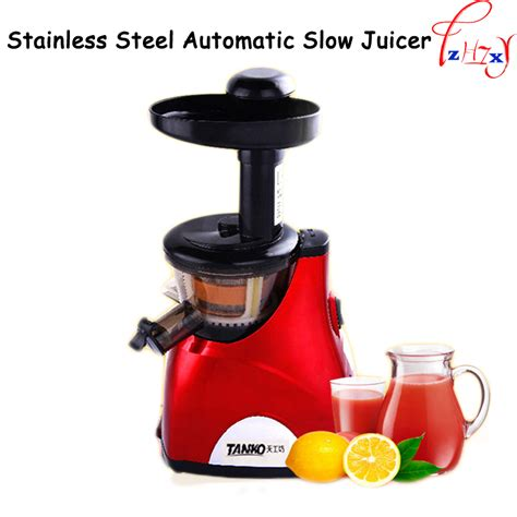 Vicenza Juicer 7 In 1 2017 tanko 1 stainless steel automatic juicer