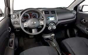 2012 Nissan Versa Interior New Cars 2012 Automobile Magazine