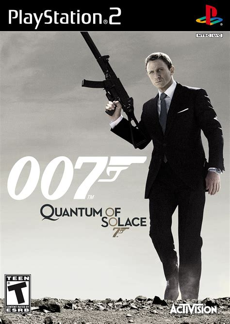 Gamis Syar I 007 quantum of solace playstation 2 ign