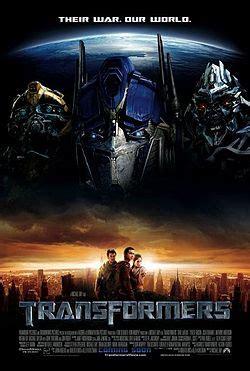 film fiksi wikipedia transformers film wikipedia bahasa indonesia