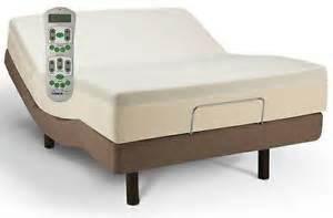 Sleep Number Bed Split King Price Tempurpedic Adjustable Bed Ebay