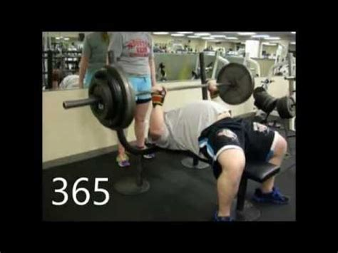 raw bench press training henry thomason raw powerlifting bench press training 10