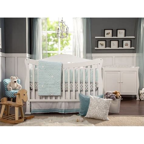 Convertible Crib And Dresser Set Davinci Parker 4 In 1 Convertible Wood Crib And Dresser