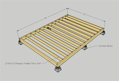 how to frame a floor small solar home subfloor framing
