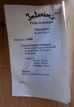 Cheminee Factice by Chemin 233 E Factice Pour D 233 Coration Interior S Avec Trumeau
