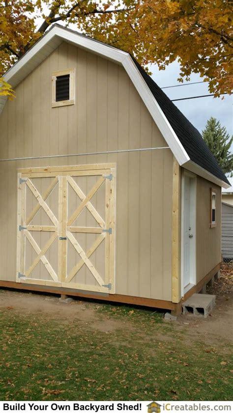 shed plans images  pinterest  shed