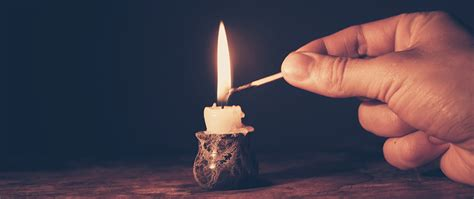 how to light a candle light a candle or curse the darkness