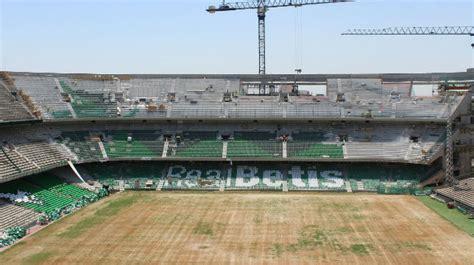 estadiodeportivo noticias del real betis sevilla avanza el cambio de cara en el interior del villamar 237 n