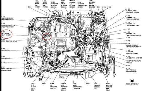 2002 ford mustang engine diagram wiring diagrams