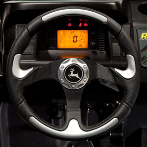john deere sport steering wheel kit bm23933
