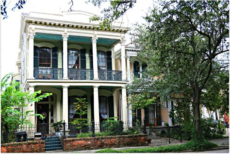 new orleans style homes new orleans homes and neighborhoods