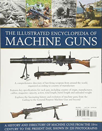 the illustrated encyclopedia of tartan a complete history and visual guide to 400 tartans books the illustrated encyclopedia of machine guns a history