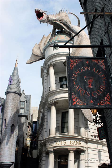 diagon alley    wizarding world  harry potter