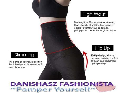 Murah Tummy Trimmer df shop reshaping hip up tummy trimmer corset