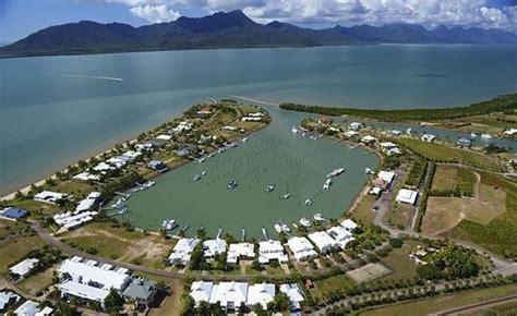 cyclone damaged boats for sale australia port hinchinbrook resort to be refurbished after sale