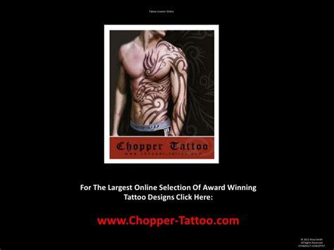tattoo builder online tattoo creator online