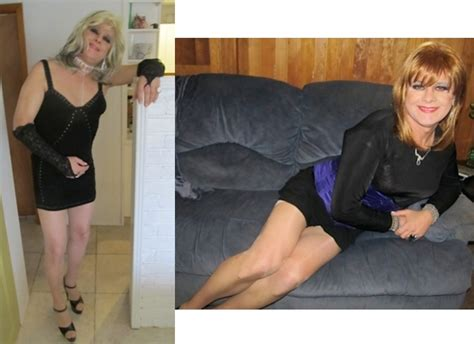 cross dressing before and after femmefever before and after page the leading transgendered