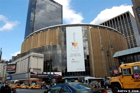 madison square garden lease