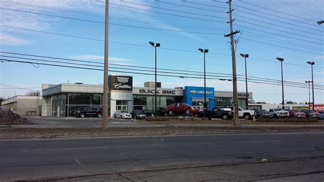gmc dealerships ontario architecture branding chevrolet driving dealer
