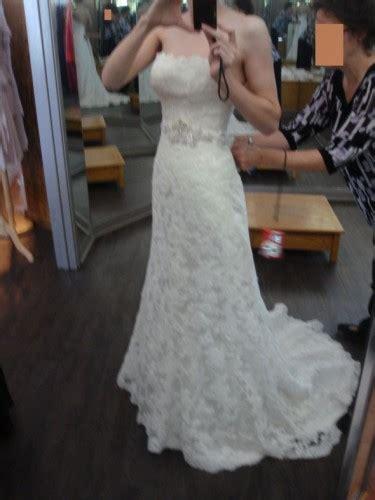 Blorry Dress future past maggie sottero karena royale brides weddingbee