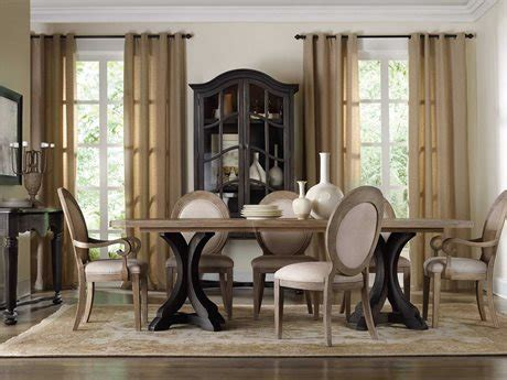 hooker furniture dining room hooker furniture corsica dining room set hoo518075203set