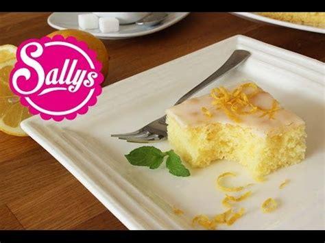 zitronen kuchen zitronenkuchen einfacher fruchtig frischer r 252 hrkuchen