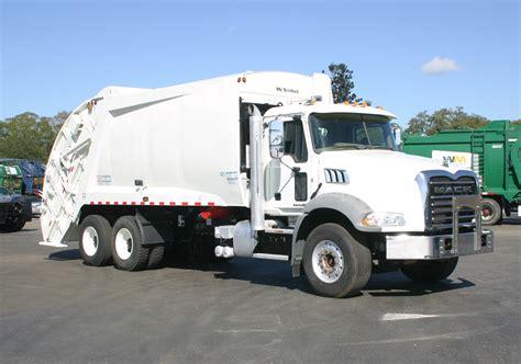 trucks for 2015 mack garbage trucks for sale rear loader tw1160292rl