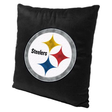 Nfl Pillows by Steelers Pillows Pittsburgh Steelers Pillow Steelers