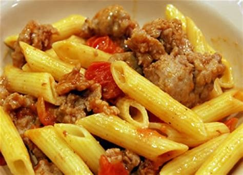 easy pasta recipes simple pasta sauce recipe the reluctant gourmet