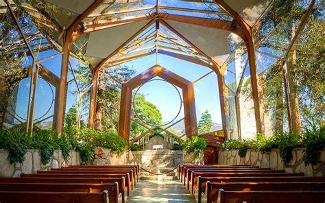 glass church in southern california