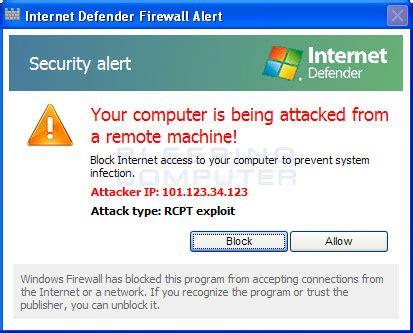 remove internet defender 2011 (uninstall guide)