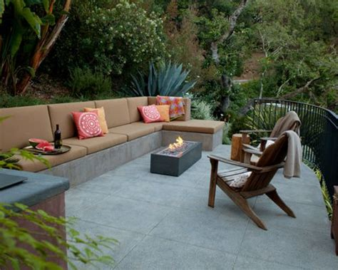 outdoor seating ideas built in outdoor seating houzz