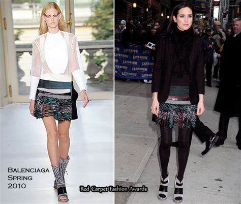 Catwalk To Carpet Connelly by Runway To Quot Late Show With David Letterman Quot