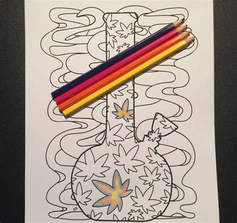 trippy coloring book for sale 17 best images about bud on types
