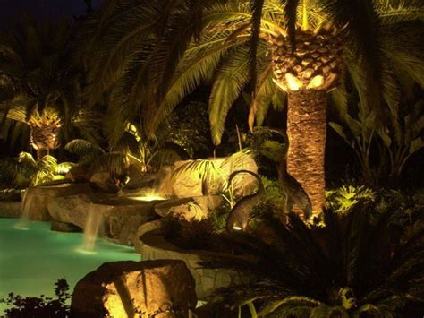 san diego landscape lighting by artistic illumination