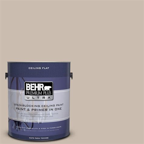 behr paint behr premium plus ultra 1 gal no ul130 15 ceiling tinted