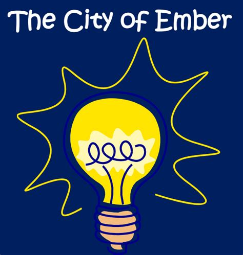 the city of ember the city of ember