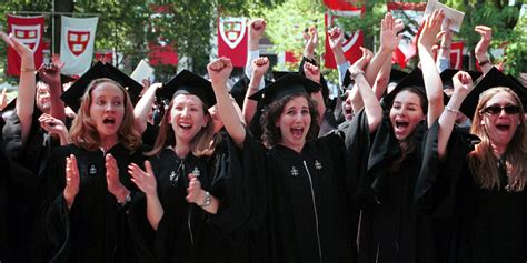 Harvard Mba Graduates 2014 by Elite Colleges Don T Buy Happiness For Graduates Huffpost