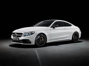 mercedes c 63 amg coupe c205 2016 2017