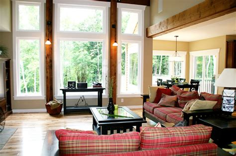 great room ideas houzz great room rustic family room detroit by green