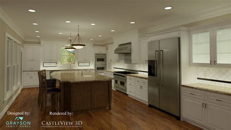 Photorealistic Interior Rendering by How To Get At Photorealistic Rendering Castleview