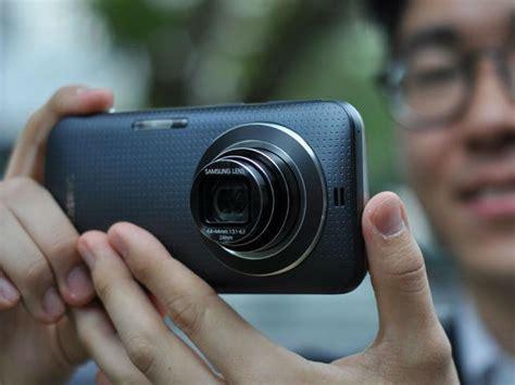 Kamera Samsung K Zoom samsung stellt kamera smartphone hybrid galaxy k zoom vor zdnet de