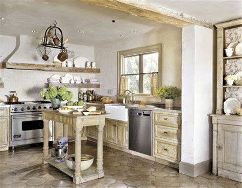 French Farmhouse Kitchen Design by Country Farmhouse Decor Ideas For Country Home