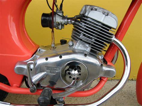 moto radiata d ufficio laverda 200