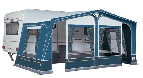 Caravan And Awning by Dorema Daytona Caravan Awning
