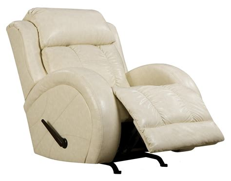 sports recliner recliners rocker recliner with sport style by southern