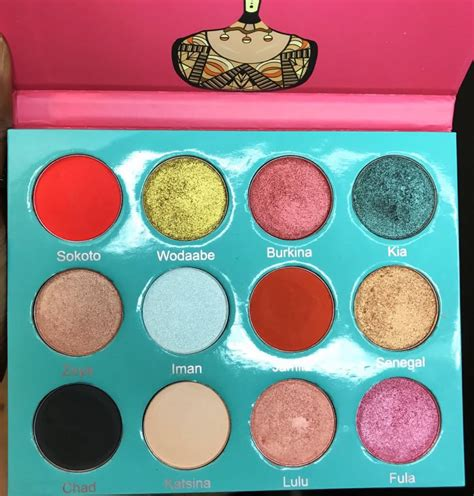 Eyeshadow Juvia S Place juvias place quot the saharan palette quot makeup juvias place makeup and makeup products