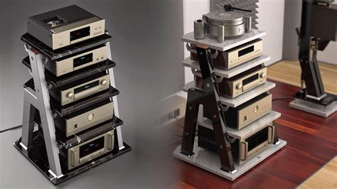 Audio Racks by Mono And Stereo High End Audio Magazine Jtl Audio Stv1