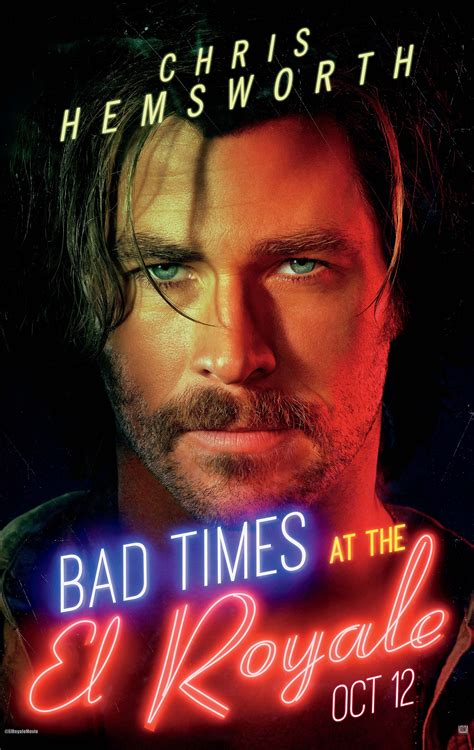 446021 bad times at the el bad times at the el royale posters reveal the cast collider